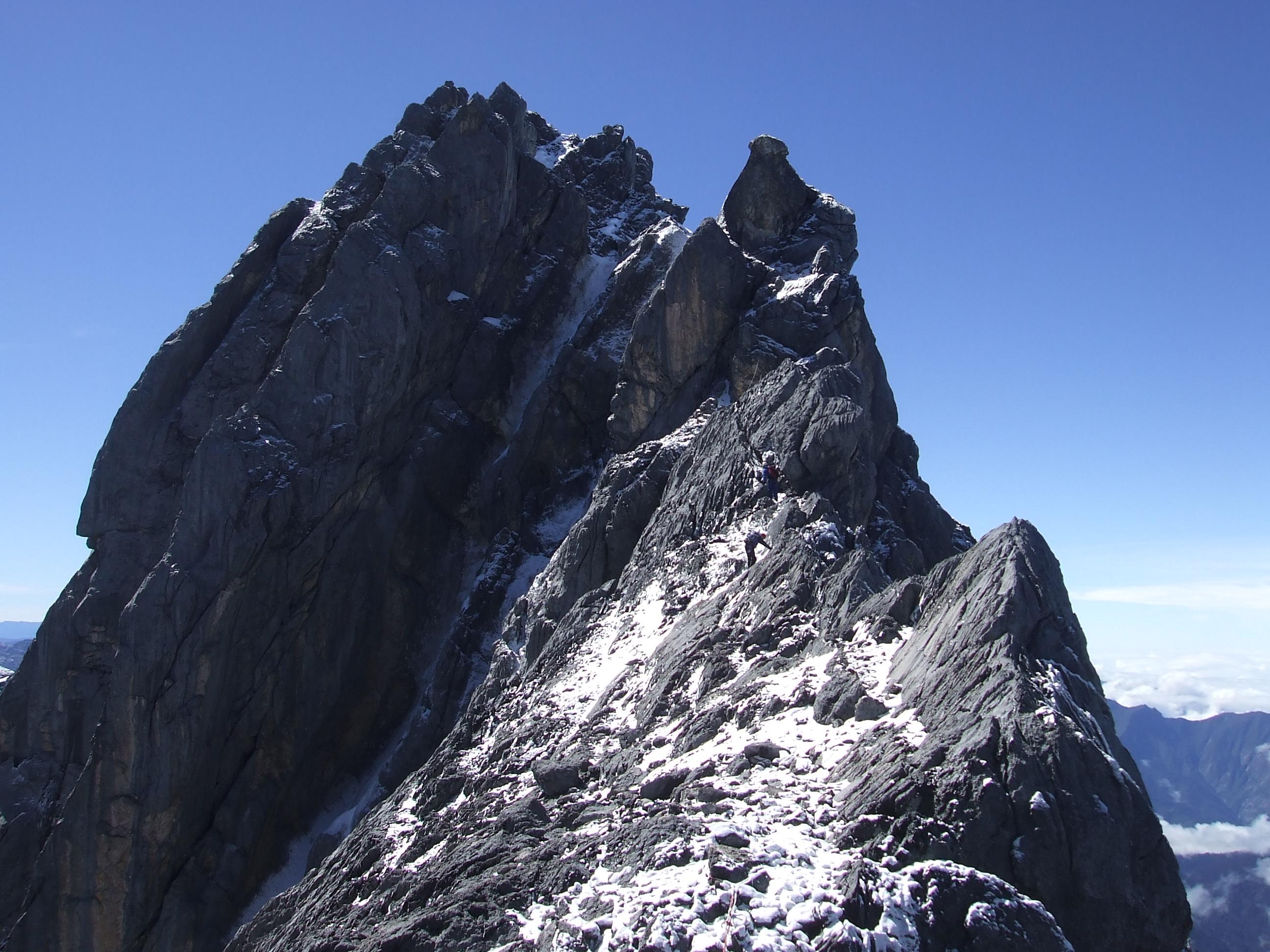 Carstensz Pyramid(4884m) mászás Indonézia, Nyugat -Guinea #a6095dfe-82b9-45fc-8238-509d310ceb36